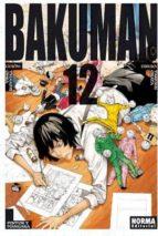 bakuman (vol. 12) takeshi obata tsugumi ohba 9788467909364
