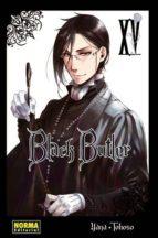 black butler 15-yana toboso-9788467916164