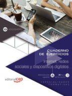 (adgg040po) cuaderno de ejercicios. internet, redes sociales y dispositivos digitales. especialidades formativas-9788468183664