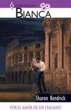 por el amor de un italiano (ebook)-sharon kendrick-9788468738864