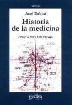 historia de la medicina jose babini 9788474328264