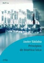 principios de bioetica laica-javier sadaba-9788474329964