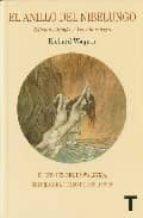 el anillo del nibelungo richard wagner 9788475068664