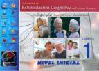 actividades de estimulacion cognitiva en personas mayores. nivel inicial, cuaderno 1-antonio valles arandiga-9788479867164