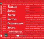 trabajo social, tercer sector e intervencion social rafael de lorenzo garcia antonio lopez pelaez 9788479913564