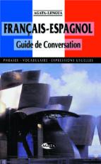 guide de conversation français espagnol 9788482383064