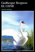 el cisne gudbergur bergsson 9788483100264