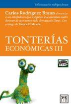tonterias economicas iii-carlos rodriguez braun-9788483568064