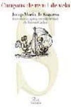 cançons de rem i de vela-josep maria de sagarra-9788484374664