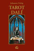 tarot dali (contiene: libro, 78 cartas y certificado del aniversa rio de dali)-9788484450764