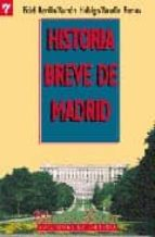 Historia breve de madrid Descarga gratuita de Google book search