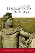 atlas del pensamiento universal heleno saña 9788488586964