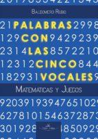palabras con las cinco vocales (ebook) baldomero rubio segovia 9788490118764