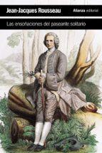 las ensoñaciones del paseante solitario-jean-jacques rousseau-9788491044864