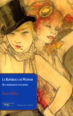 la república de weimar (ebook)-horst möller-9788491140764