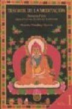tesoros de la meditacion: comentario al bodhisatuacaryavatara: pr imera parte-9788492011964