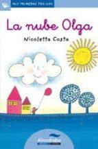 la nube olga (letra cursiva) nicoletta costa 9788492702664