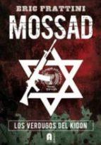 mossad: los verdugos del kidon eric frattini 9788493871864