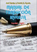 manual de traducción inversa español inglés jose merino bustamante 9788493970864