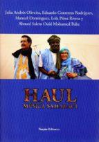 haul. musica saharaui (incluye cd)-9788494418464