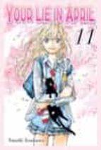 your lie in april vol. 11 (tomo final) naoshi arakawa 9788494490064