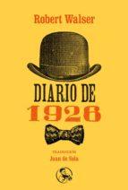 diario de 1926 robert walser 9788495291264