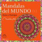 mandalas del mundo 1: asia y europa marie pre 9788495590664