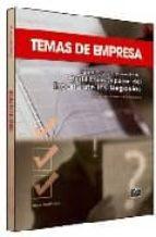 temas de empresa: manual para la preparacion del certificado supe rior del español en los negocios, camara de comercio de madrid: libro de claves maria jose pareja 9788495986764