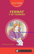 fermat y su teorema-carlos dorce-9788496751064