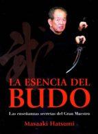 la esencia del budo masaaki hatsumi 9788496894464