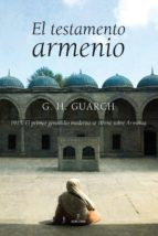el testamento armenio g.h. guarch 9788496968264
