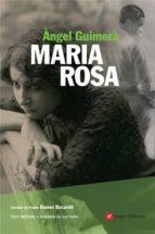 maria rosa angel guimera 9788496970564