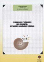 el desarrollo psicologico en el ciclo vital actividades academica s dirigidas-9788497003964