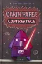 darth paper contraataca tom angleberger 9788499189864
