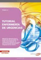 tutorial enfermeria de urgencias. tomo ii 9788499375564