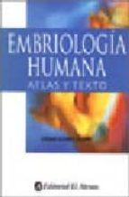 embriologia humana: atlas y texto-cesar gomez dumm-9789500204064