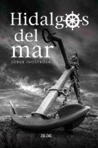 hidalgos del mar (ebook)-jorge inostrosa-9789561231764