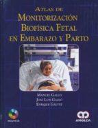 atlas de monitorizacion biofisica fetal en embarazo y parto + cd 9789588871264