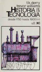historia de la tecnologia 3 tomo 2 desde 1750 a 1900-9789682315664
