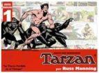 tarzan - planchas dominicales nº  1-russ manning-9789898355164