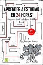 aprender a estudiar en 24 horas (2ª edición) (ebook)-cdlap00009764