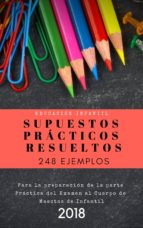 248 supuestos prácticos para oposiciones de maestros/as de infantil (ebook)-cdlap00011264