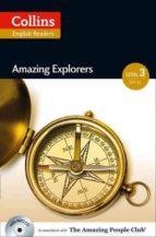 amazing explorers (level 3) amazing medical people (level 2) 9780007544974