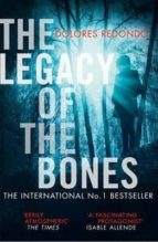 the baztan trilogy 2: the legacy of the bones dolores redondo 9780008165574