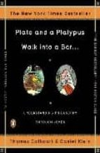 plato and a platypus walk into a bar thomas cathcart 9780143113874