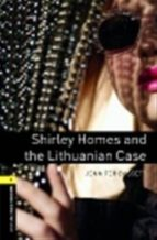 oxford bookworms library: stage 1: shirley homes and the lithuani an case audio cd pack-9780194793674
