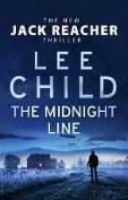 the midnight line jack reacher 22 lee child 9780593078174