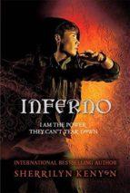 inferno  (chronicles of nick 4)-sherrilyn kenyon-9780749957674