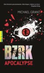 bzrk apocalypse (volume 3) michael grant 9782070668274