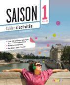 El libro de Saison 1: cahier d activites (incluye cd) autor MARION ALCARAZ EPUB!
